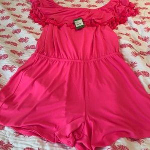 Lilly Pulitzer, romper, size 12. With price tag.